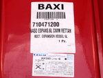 Купить Компенсационный бак расширительный котла Baxi Main 5 (6 литров) 1 403 грн., фото