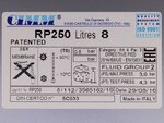 Купить Расширительный бак Ferroli BlueHelix Pro|Tech 25 ➢ 8 литров 1 829 грн., фото