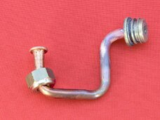 Трубка бака расширительного Ariston Uno 24 MFFI (турбо) 991829