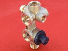 Водный блок с датчиком протока Demrad Kalisto, Nitron, Aden, Solaris 3003201509