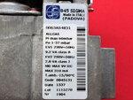 Купить Газовый клапан 845 SIGMA под флянец- устанавливаются в  котлах торговой марки  Baxi, Westen и  др. Код: 0.845.048  1 792 грн., фото