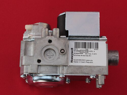Купить Газовый клапан Honeywell VK4105G 1070 для моделей котлов Ferroli Domina, Domina Oasi, Domitop old, Domitop new, Domitop H, New Elite артикул 39804880 2 440 грн., фото