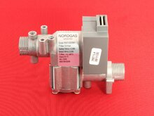 Газовый клапан Nordgas NV011222901 котлов Radiant, Aton Lux, Fondital (3607111)