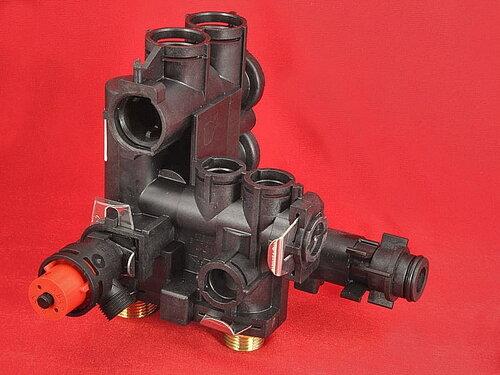 Купить Левая гидрогруппа подачи отопления и горячей воды котлов Ariston 1 859 грн., фото