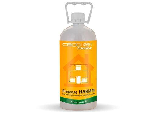 Купить Жидкость для промывки теплообменников СВОД-РВН 1 литр 160 грн., фото