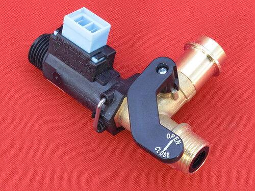 Купить Гидравлический узел подпитки котлов Ferroli 24-32 кВт с датчиком протока 1 068 грн., фото
