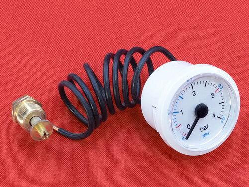 Купить Манометр котлов Китай Ø37 мм, резьба G 1/4 364 грн., фото