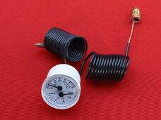 Термоманометр капилярный Ф40 крепление  1/4G 91392102