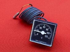 Термометр котлов Vaillant, Protherm 45х45 мм, диапазон 0-120°С 91312215
