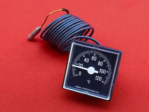 Купить Квадратный термометр газовых котлов 256 грн., фото