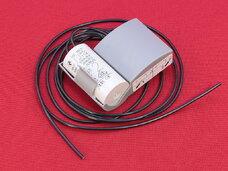 Конденсатор 2 mf насоса Wilo с клемной колодкой на два провода 4521084