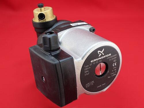 Купить Насос циркуляционный торговой марки Baxi  5655620 - устанавливается на  котлы BAXI MAIN / WESTEN QUASAR / ROCA NEOBIT, BAXI ECO / WESTEN ENERGY, BAXI LUNA / WESTEN STAR мощностью 24 кВт. 3 720 грн., фото