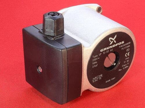 Купить Циркуляционный насос Grundfos UP 15-50 AO для газового котла Baxi, Westen, Roca Neobit 2 325 грн., фото