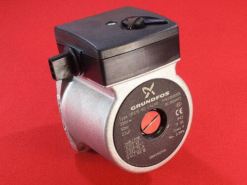 Купить Циркуляционный насос Grundfos Ups 15-60 (100 W на третьей скорости) 2 688 грн., фото