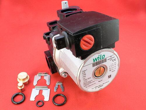 Купить Насос Wilo FRSL 15/4 HE-3 KU C котла Ferroli  4 563 грн., фото