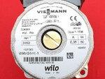 Купить Циркуляционный насос Viessmann Vitopend 100 WH1B ➣ Насос Wilo 80W 5 880 грн., фото