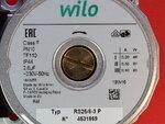 Купить Насос Wilo RS15/6-3P ➣ для отопления и улучшения циркуляции 2 079 грн., фото