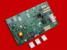 Плата управления Ariston BS II, Matis 60001580 (под китайский газовый клапан Cartier)