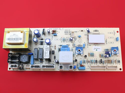 Купить Электронная плата Ferroli Domicompact D MF08FA.1 с дисплеем 3 025 грн., фото