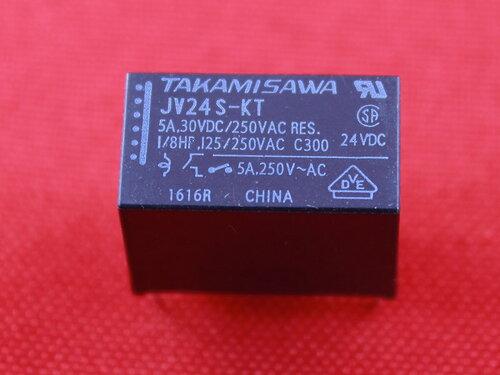 Купить Реле JV24S-KT TAKAMISAWA 92 грн., фото