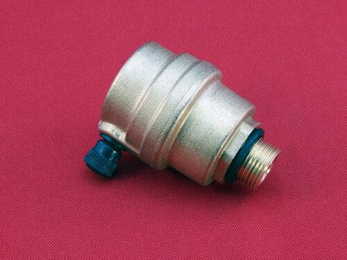 Купить Воздушный предохранительный сбросный клапан 10bar, G3/8 для газовых котлов 194 грн., фото