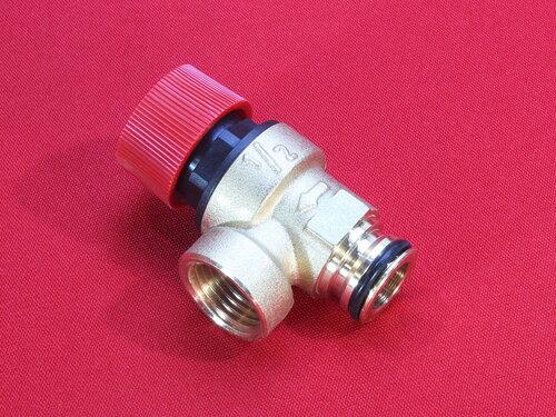 Купить Предохранительный клапан на 3 бар Bosch Gaz 3000 W, Junkers Euroline, Ceraclass ➣ монтаж под винт 393 грн., фото