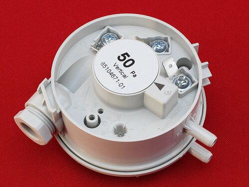 Купить Прессостат дыма котлов Ariston 50 Pa Huba Control  891 грн., фото