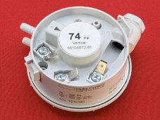 Прессостат дыма 74 PA Huba Control 65104672