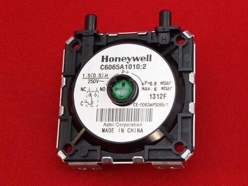 Купить Прессостат дыма Honeywell 0.9 mbar 1 484 грн., фото