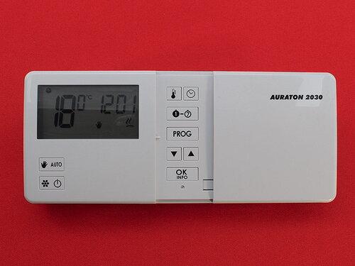 Купить Недельный программатор Auraton 2030 - программатор для газового, электрического котла и других видов отопления 961 грн., фото