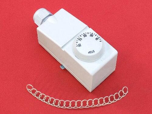 Купить Терморегулятор натрубный Cewal Tusc для отопительного оборудования 463 грн., фото
