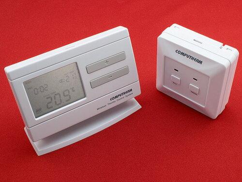 Купить Computherm Q7 RF радиоуправляемый программатор 1 357 грн., фото
