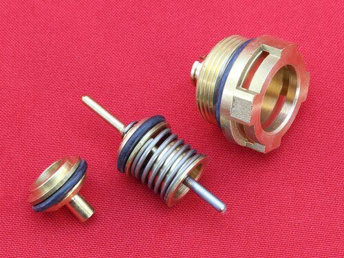 Купить Ремкомплект трехходового Fugas (втулка, шток, клапан переключающий) 487 грн., фото