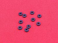 Сальник (резинка) трехходового клапана 10 штук (2,5х2 mm)