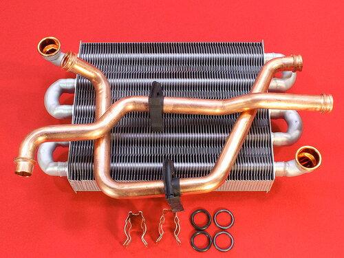 Купить Медный теплообменник котла Ariston 15-24 FF с 2008 года ➣ замена алюминиевого 3 900 грн., фото