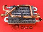Купить Медный теплообменник котла Ariston 15-24 FF с 2008 года ➣ замена алюминиевого 4 355 грн., фото