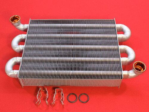 Купить Теплообменник первичный Ariston 24 FF (выпуском с 2008 года) 65106297 2 850 грн., фото