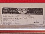 Купить Теплообменник на горячю воду Ariston Microgenus, Microgenus Plus 27-28-31 MI | MFFI 1 792 грн., фото