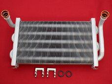 Теплообменник первичный Ariston Microgenus Plus 24 кВт под клипсы 61010017