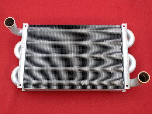 Купить Теплообменник первичный Chaffoteaux 25 CF (дымоходные котлы, длина 260 мм) 3 660 грн., фото