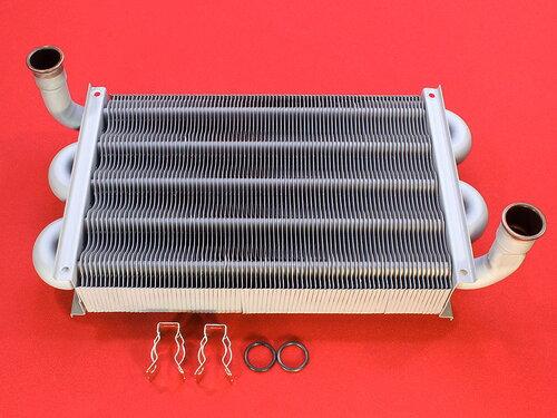 Купить Теплообменник первичный Chaffoteaux 25 CF (дымоходные котлы, длина 260 мм) 3 105 грн., фото