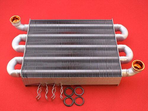 Купить Теплообменник первичный Chaffoteaux 25 FF (выпуском с 2008 года, длина 225 мм)  2 800 грн., фото
