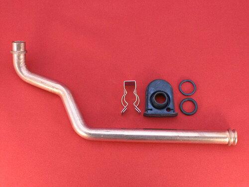 Купить Трубка подачи теплоносителя: теплообменник ➣ левый гидроузел котла Ariston до 2008 года 620 грн., фото