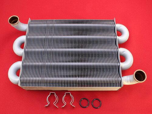 Купить Основной теплообменник котла Ferroli C24 - дымоходные версии 4 270 грн., фото