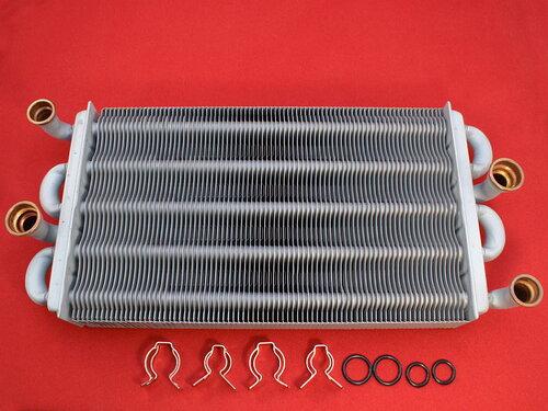 Купить Битермический теплообменник Ferroli Domiproject C32D, Domina C28 N 39842540 6 510 грн., фото