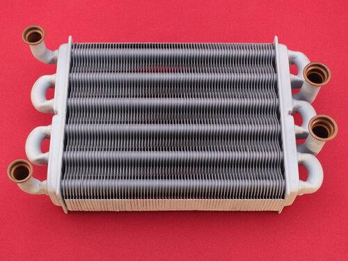 Купить Теплообменник Ferroli Domiproject F24, Fereasy F24 (только турбированные версии) 4 960 грн., фото