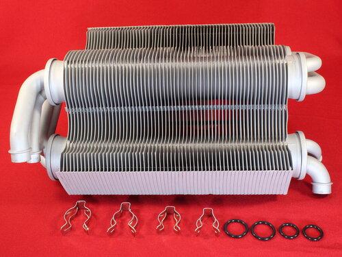 Купить Битермический теплообменник Ferroli Domitech F24 | C24, Easytech F24 | C24 39828990 6 560 грн., фото