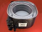 Купить Основной теплообменник конденсационных котлов Nova Florida, Fondital 24 кВт 11 590 грн., фото