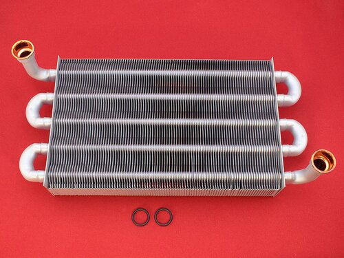 Купить Первичный теплообменник CTN 28 ➣ Nova Florida Virgo, Fondital Formentera 3 976 грн., фото