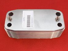 Теплообменник Nova Florida Libra Dual 32, Pictor Condensing, Fondital Nias Dual 32, Tahiti Condensing 26 пластин